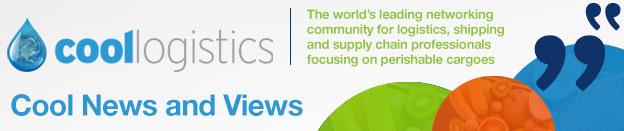 Supply chain news banner Cool Logistics
