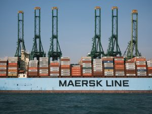 Maersk Line reefers